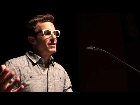 "Brendan Leonard  ""The Joy Of Making It Small"" At Ignite Boulder 33"