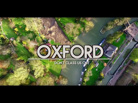 Oxford: Don't Class Us Out