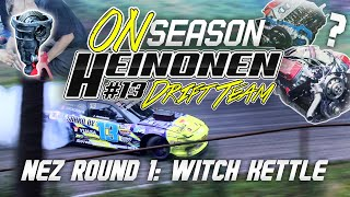 Heinonen Drift Team ONseason 2020 #NEZRIGA