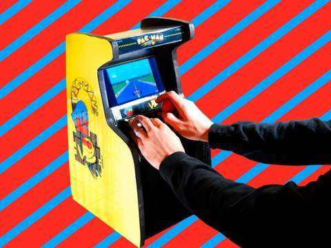 Tiny Arcade Machine - YouTube