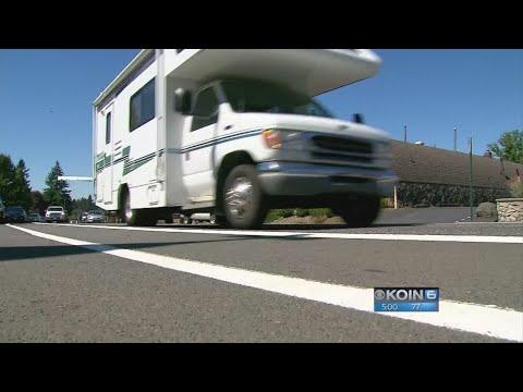 4 days till eclipse: Major traffic across Oregon