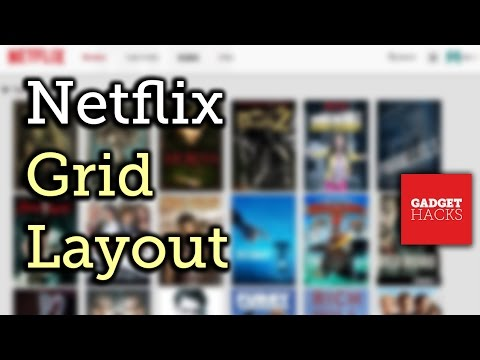 """Stop Endlessly Scrolling on Netflix with the """"God Mode"""" Grid View [How-To]"""