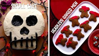 Be the Ghostess with the Mostess with These Halloween Treats! Spooky Halloween Desserts by so Yummy