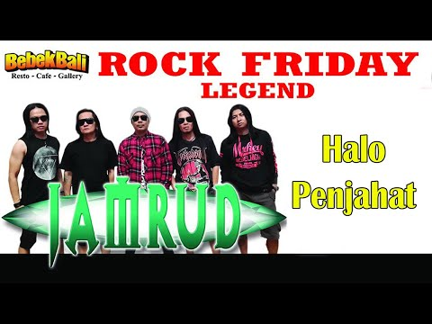 Jamrud - Halo Penjahat (Rock Friday Legend Bebek Bali)