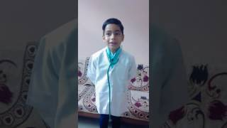5 Lines in doctor role Kids activity