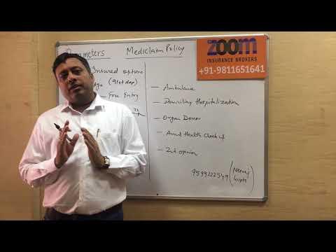 MFV 59 Parameters- Pre & Post Hosp, Day Care, Room Rent (Speaker: CS Neeraj Gupta)