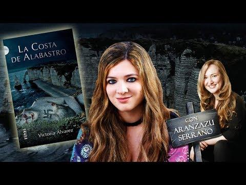 Presentación   La Costa De Alabastro De Victoria Álvarez #LeoAutorasOct ✞ El Lado Oscuro ✞
