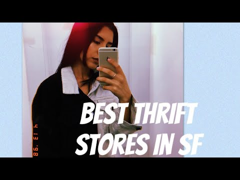 Best thrift stores in San Francisco | Mission District