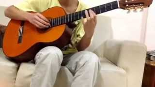 Vincent wong playing guitar (Why- ost.full house)
