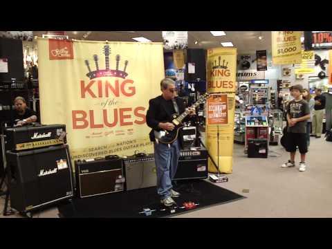 Steve Gilbert - King of the Blues 2