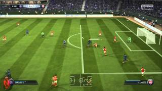 Fifa 15 Ultimate Team PC Gameplay *HD* 1080P Max Settings