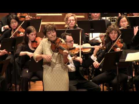 Miriam Fried plays Brahms (LIVE performance) in HD