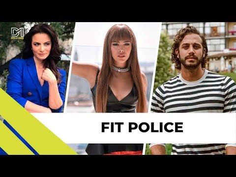 Fit Police: Silvia Navarro, Danna Paola y Lambda García