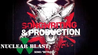 DESTRUCTION - Road To 'BORN TO PERISH' Pt. 2 - Songwriting (OFFICIAL TRAILER)