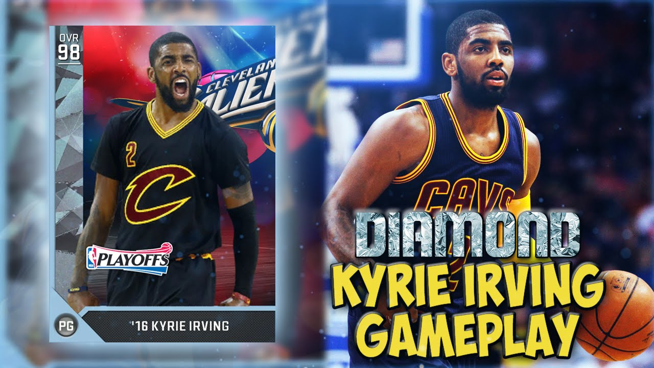 680db11f4eb NBA 2K16 MYTEAM WE GOT HIM! PLAYOFFS 98 OVER KYRIE IRVING GAMEPLAY! IS HE  WORTH IT  - YouTube