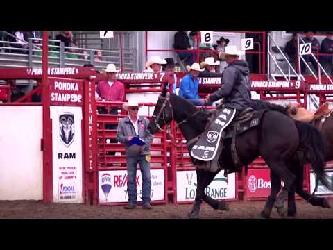 Gary Rempel Pickup Man Calgary Stampede