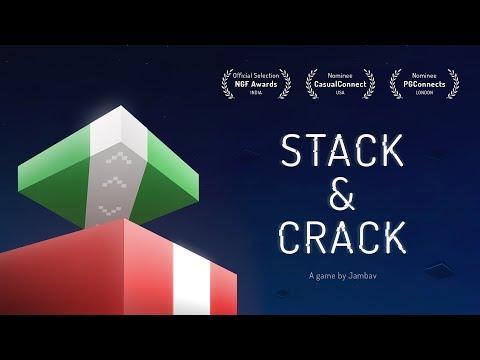 Stack & Crack Game Trailer