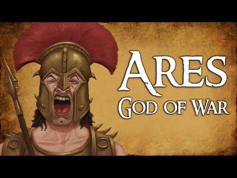 Ares: The God of War - (Greek Mythology Explained)