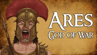 Ares The God of War - (Greek Mythology Explained)