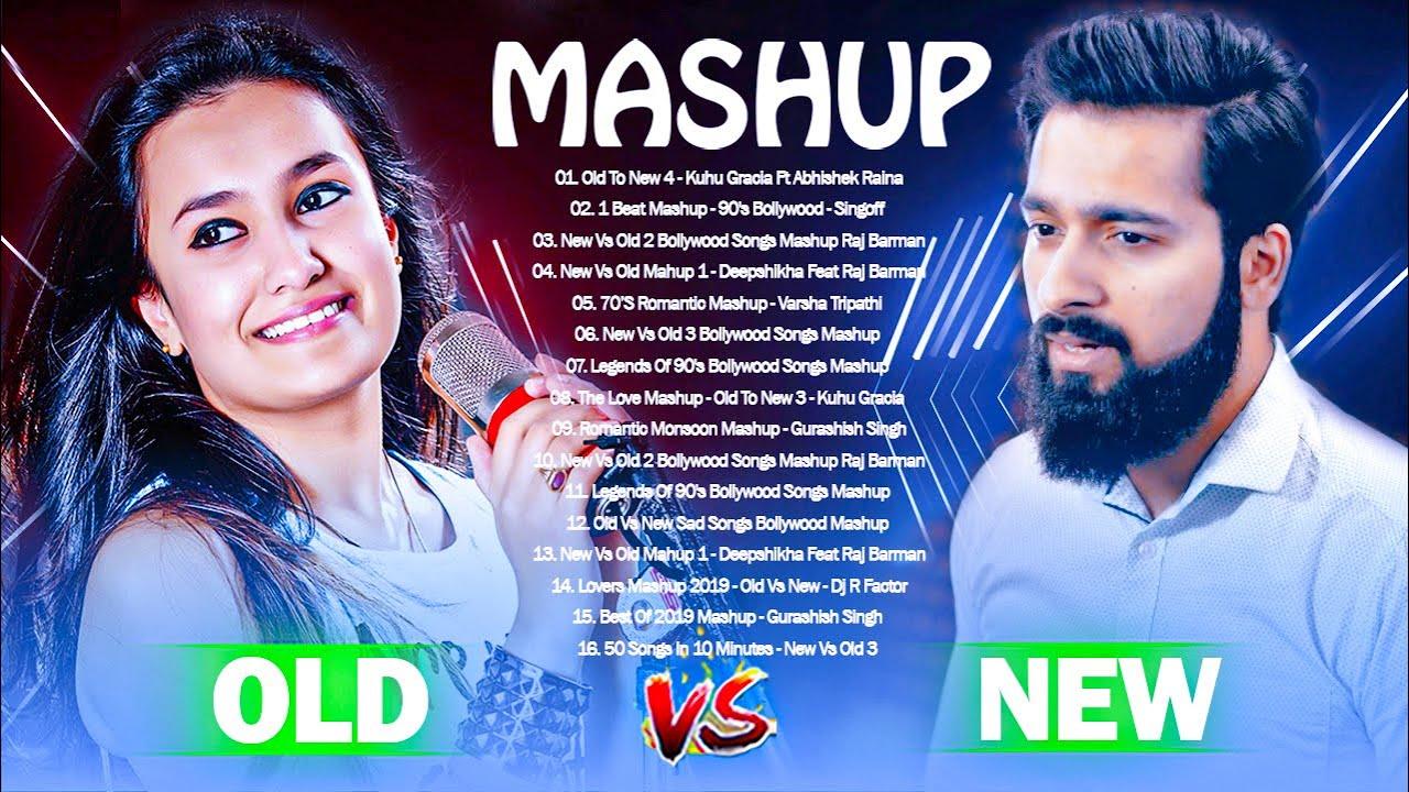 Old vs New Bollywood Mashup 2021 | 90's Hindi Songs Mashup \ Old Hindi Remix Mashup_Hindi Songs