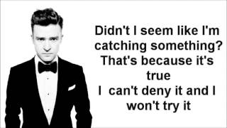 Justin Timberlake   Tunnel Vision Lyrics)
