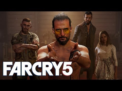 FAR CRY 5 - Zerando Em Menos de 15 Minutos, FINAL SECRETO (Gameplay Português PT BR no PC)