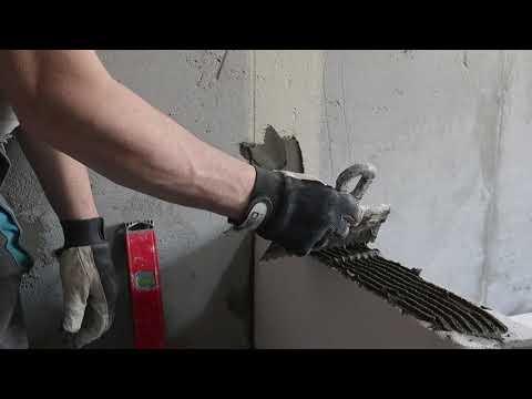 Подготовка стен и