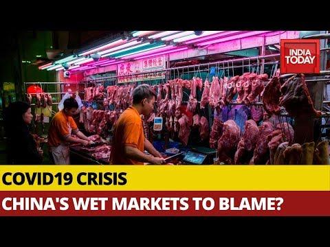 Coronavirus Crisis: Is China's Wet Market The Main Cause Behind Corona Pandemic?