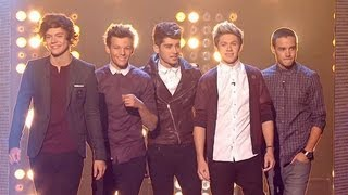 Video One Direction's guest appearance - The X Factor UK 2012 download MP3, 3GP, MP4, WEBM, AVI, FLV September 2018