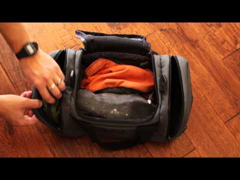 Night Flight Travel Duffle: Packing Lists and Features