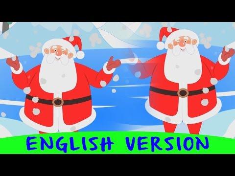 Vive le vent, vive le vent | Christmas song | chansons de noël
