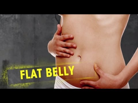 3 Exercises To Lose Belly Fat Fast On A Stability Ball