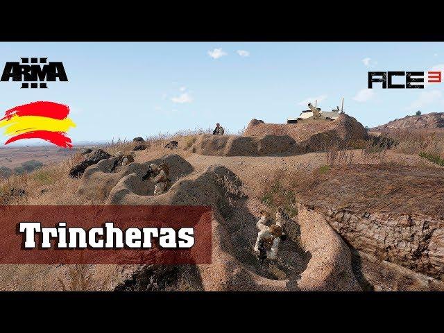Arma 3 | Tutorial sobre trincheras