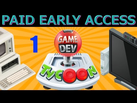 Paid Early Access [1] Twitch Plays Game Dev Tycoon
