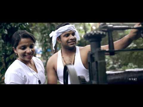 A village Love story from kottayam | Kerala wedding Outdoor | Thomas Blessy