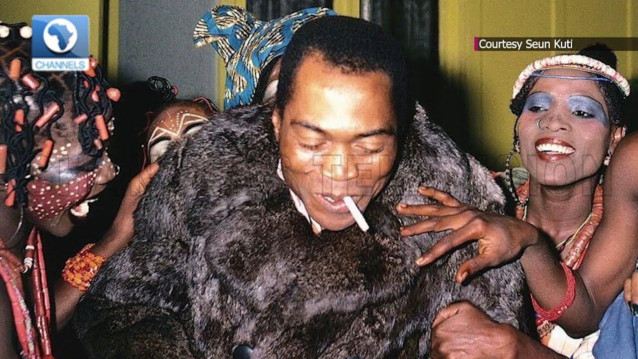 Benson Idonije Narrates The Many Travails Of Afrobeat Legend Fela  Anikulapo-Kuti |The Chat|