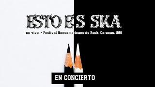 Desorden Público - Esto Es Ska (En Vivo '91)
