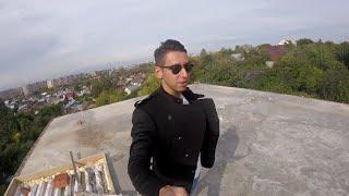 Первый монтаж клипов. Бриджет Джонс 3, гироскутер для сьемки видео на крыше.