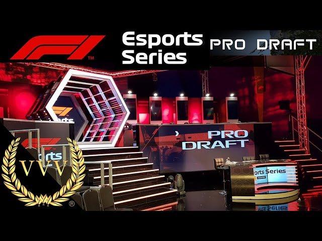 F1 Esports, Pro Draft Report