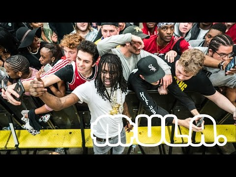 Chief Keef - PittsBurgh Pennsylvania Live performance, shot