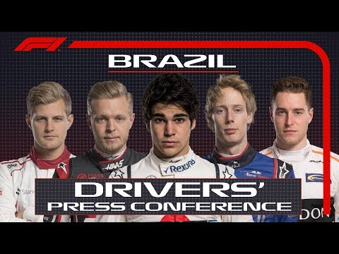 2018 Brazilian Grand Prix: Press Conference Highlights