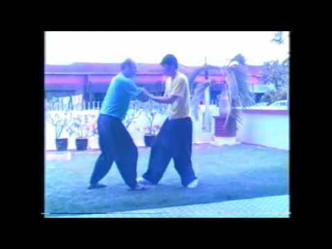 Impressionen vom Taiji Training 1986 in Malacca/Malaysia