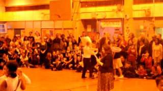 Ballroom Dance Competition - Merengue