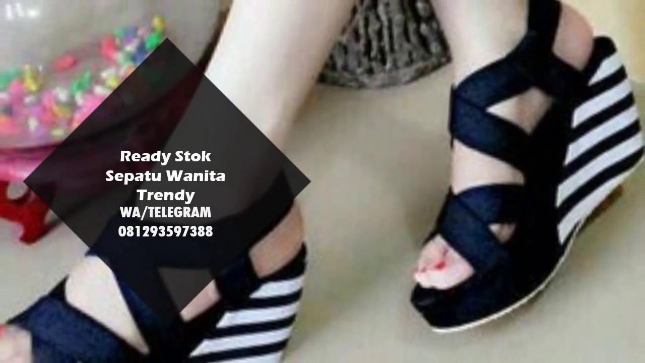 Lazada Sepatu Wanita High Heels D Tb41 Wa 081293597388 You