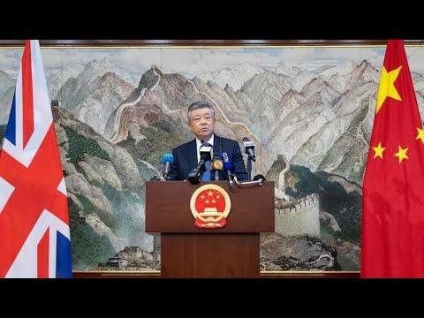 هونغ كونغ: عقوبات أمريكية ضد الصين وبريطانيا تعتزم تسهيل منح الجنسية لسكان مستعمرتها السابقة  - نشر قبل 2 ساعة