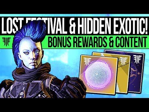 Destiny 2   CONTENT UPDATES & HIDDEN EXOTICS! Future DLC, Bonus Rewards, Quest Collectables & More! thumbnail