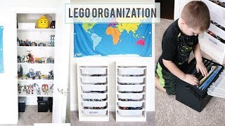 10 Ultimate guide to learn how to Organize Legos
