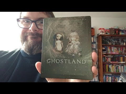 Download Unboxing & Kurzreview GHOSTLAND (Limited Steelbook Edition) von Capelight Pictures