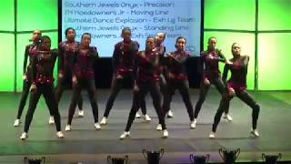 Southern Jewels Onyx - Standing Line - 2018 CCA Showdown