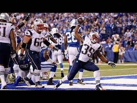 2014 NFL WK11: New England Patriots @ Indianapolis Colts: PATS LOAD UP MUSKETS & RUN DOWN COLTS